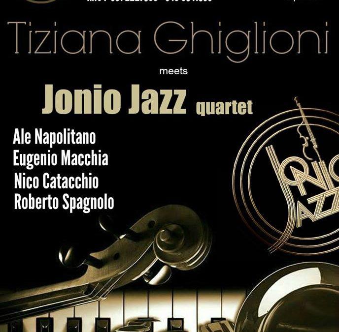 Tiziana Giglioni meets Jonio Jazz Quartet